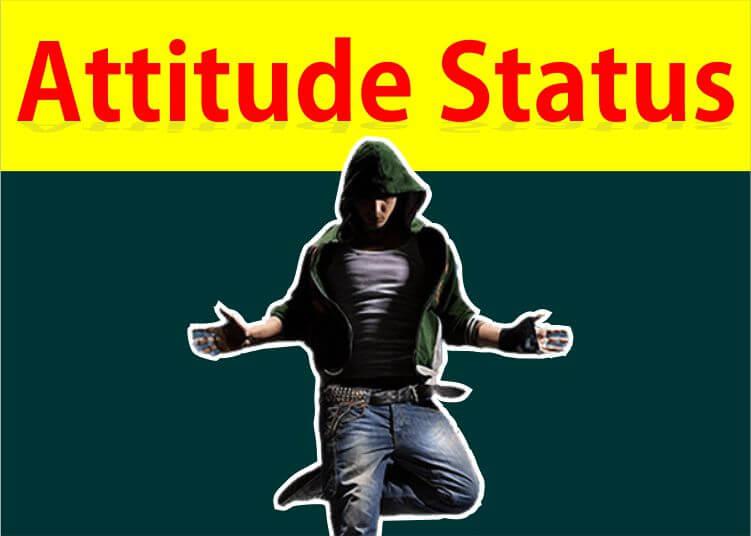 300 Attitude Status in Hindi