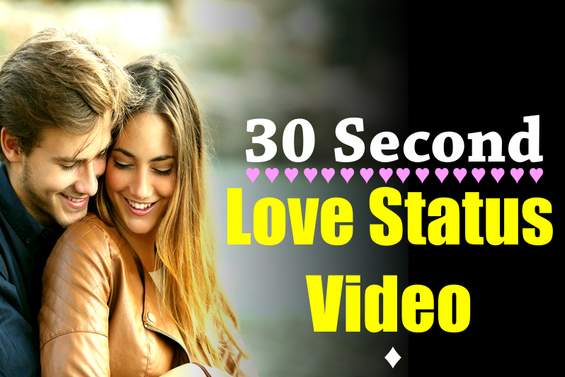 Love Status Video in Hindi